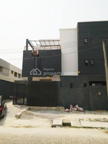 Brand New 5 Bedroom Semi-detached Duplex with 1 Room Bq, Lekki Phase 1, Lekki, Lagos, Semi-detached Duplex for Sale