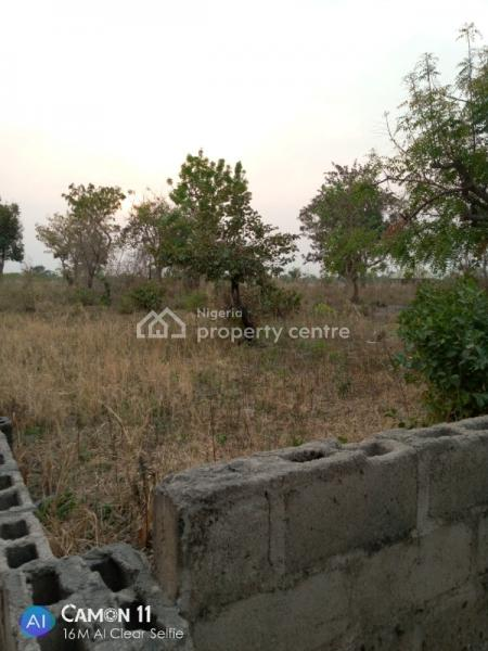 Double Plot of Land 100 By 200 with Low Fence and Allocation Paper, Adeke Welfare Quarters, Makurdi, Benue, Mixed-use Land for Sale