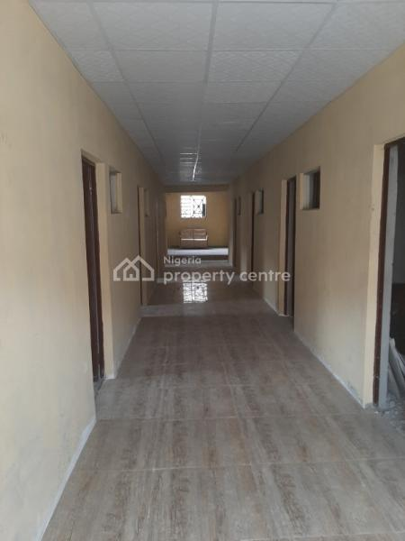Furnished Single Rooms Self Contained, Total Garden Close to Uch, Ibadan, Oyo, Self Contained (single Rooms) for Rent