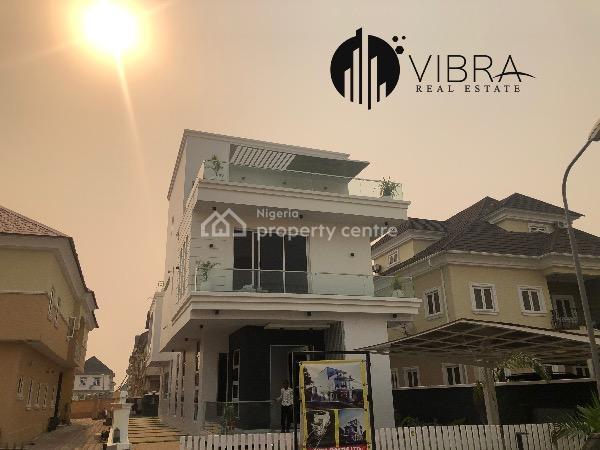 Luxury 4 Bedroom Detached Duplex, Arcadia Groove Estate, Osapa, Lekki, Lagos, Detached Duplex for Sale