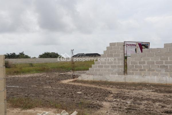 Dry Land By The Road in The Hectares, Agbowa, Ikorodu, Lagos, Residential Land for Sale