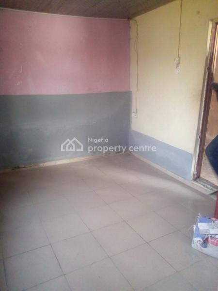 a Room Self Contain Apartment, Soluyi, Gbagada, Lagos, Self Contained (single Rooms) for Rent