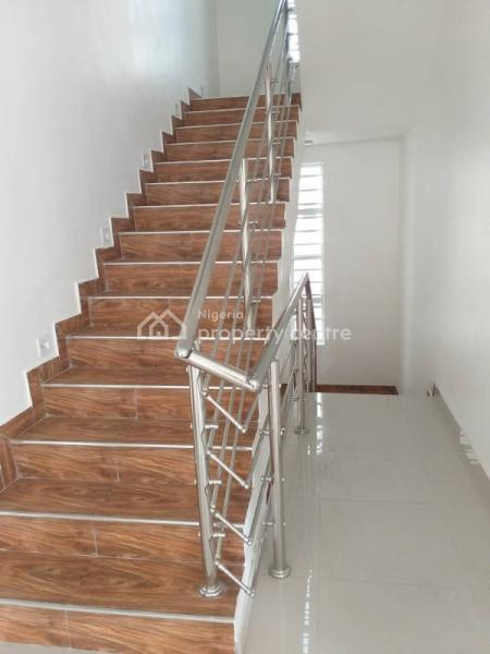 Massive 5 Bedroom Super Luxury Fully Detached Duplex with Bq, Ajah, Lagos, Detached Duplex for Sale