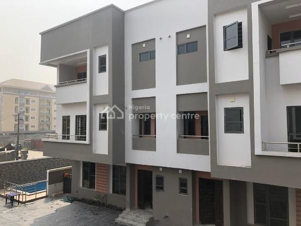 Contemporary 5 Bedroom House with a Pool, Gym and 24-hours Electricity, Oniru, Victoria Island (vi), Lagos, Semi-detached Duplex for Sale
