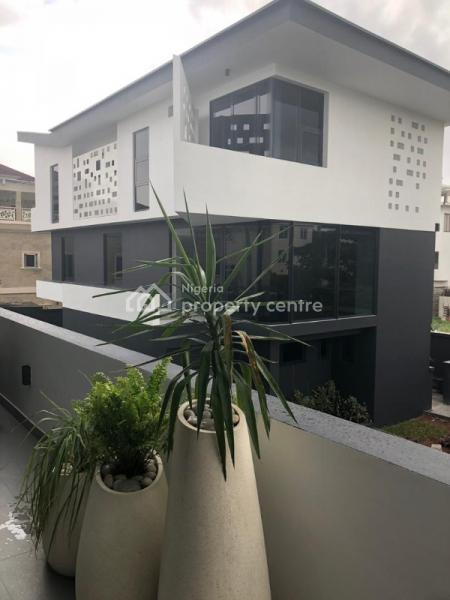 Smart 4 Bedroom Fully Detached House with 2 Rooms Bq on 530m2, Plot 222, Banana Island, Ikoyi, Lagos, Detached Duplex for Sale