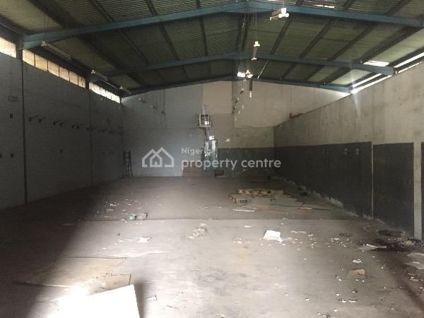 Warehouse with Luxury Office Space, Adeniyi Jones, Adeniyi Jones, Ikeja, Lagos, Warehouse for Rent