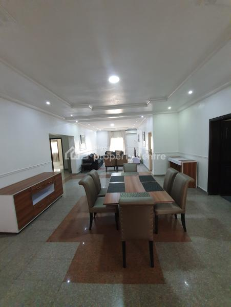 Luxury, Well Furnished and Serviced 3 Bedroom Apartment with Bq, Parkview, Ikoyi, Lagos, Flat for Rent