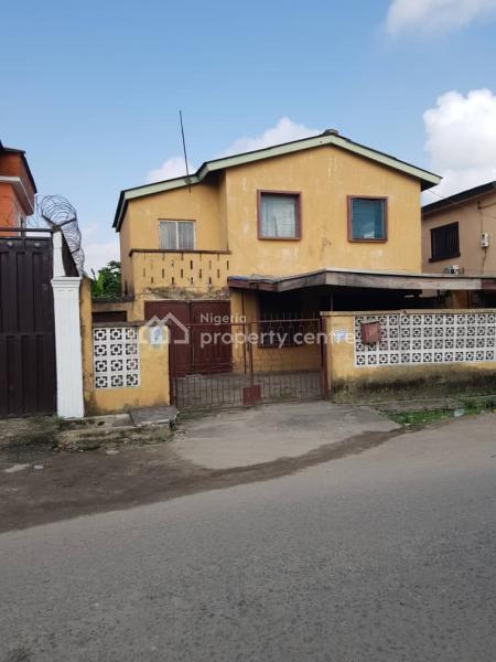 4 Bedroom Duplex Within a Gated Estate, Masha, Surulere, Lagos, Detached Duplex for Sale