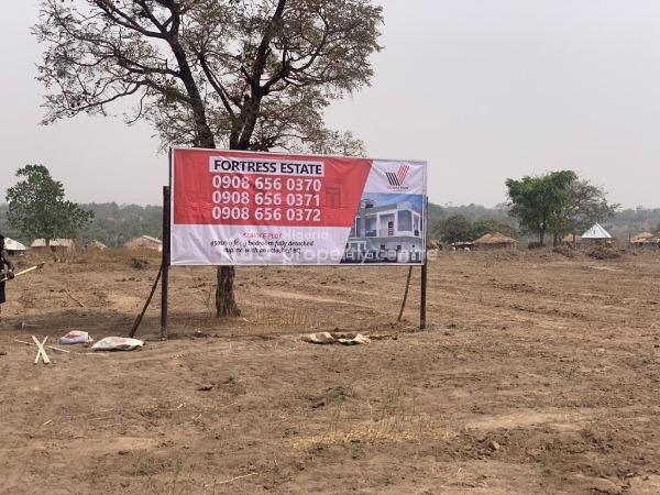 Plots of Land, Fortress Estate, Behind Amac Market. Federal Housing Crd, Lugbe District, Abuja, Residential Land for Sale