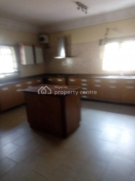 Spacious 5 Bedroom Detached Duplex with 2 Rooms Bq, Lekki Phase 1, Lekki, Lagos, Detached Duplex for Rent