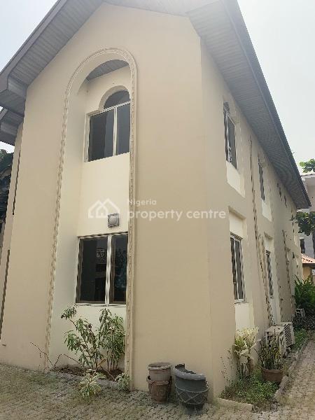 4 Bedroom Semi Detached Duplex, Off Acacia Drive, Osborne, Ikoyi, Lagos, Semi-detached Duplex for Sale