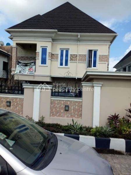 5 Bedroom Detached Duplex, Plot 240, Muyiwa Oyefusi Omole Phase 1., Ojodu, Lagos, Detached Duplex for Sale