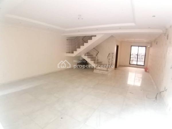 Serviced 4 Bedroom Terrace Duplex, Osapa, Lekki, Lagos, Terraced Duplex for Rent