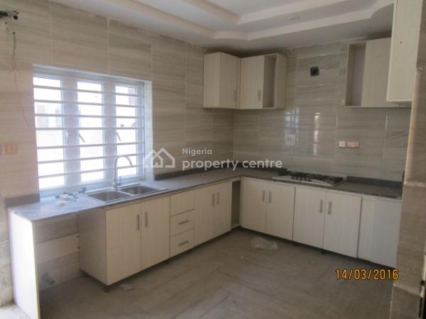 Luxury 4 Bedroom Detached Duplex with Excellent Facilities, Off Orchid Road, Lafiaji, Lekki, Lagos, Detached Duplex for Sale