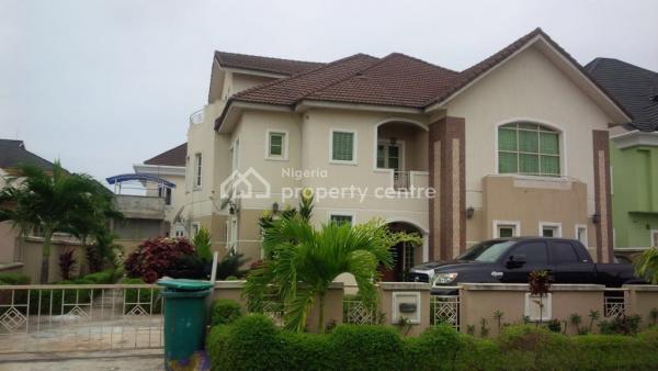 5 Bedrooms Detached House with 2 Room Servant Quarter, Carlton Gate Estate Chevron Drive, Lekki, Lagos, Detached Duplex for Sale