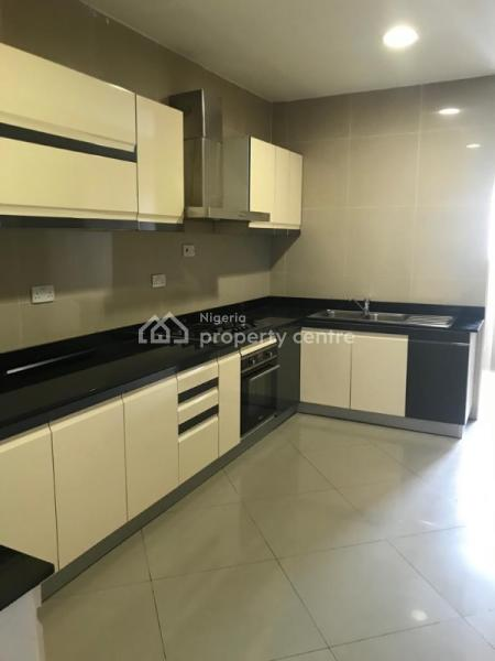 Luxury 3 Bedroom Apartment with a Fitted Kitchen, Victoria Island (vi), Lagos, Flat for Rent