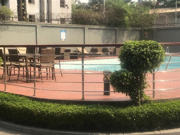 Luxurious Highrise 3 Bedroom and 2 Room Bq, Off Bourdillon, Old Ikoyi, Ikoyi, Lagos, Flat for Rent