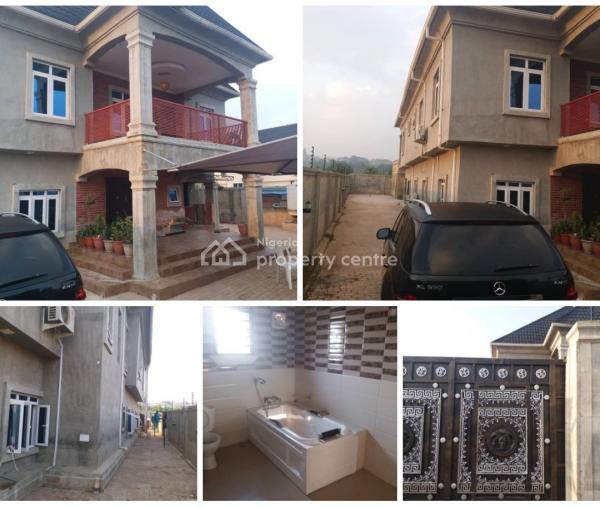 Luxury 6 Bedroom Duplex, Phase 1, Gra, Magodo, Lagos, Detached Duplex for Sale
