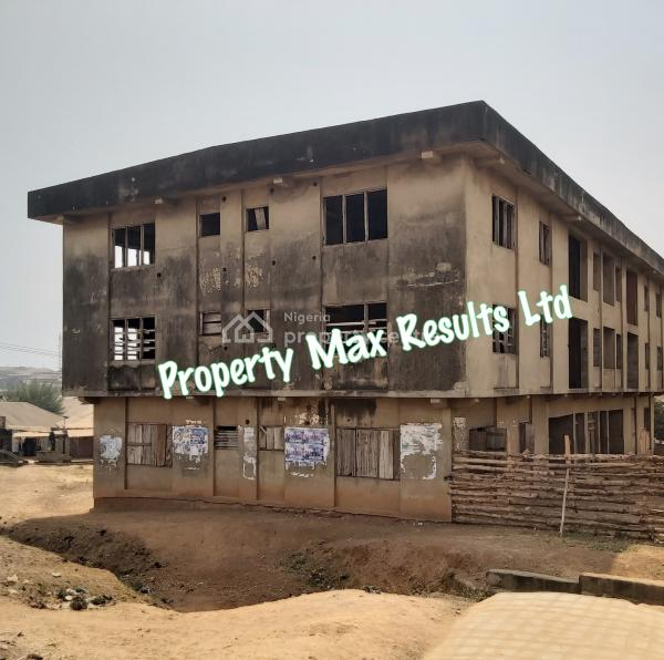 6 Nos Flat at Finishing Level, Olopomewa, Off Iwo Road, Ibadan, Oyo, Commercial Property for Sale