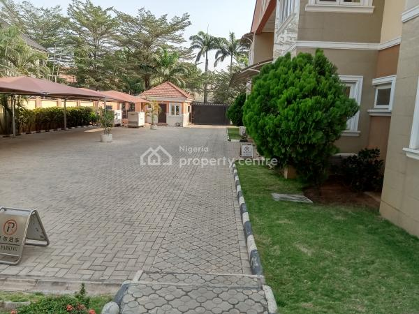 Commercial/ Residential Property (multiple Accommodation), District, Jabi, Abuja, Detached Duplex for Rent