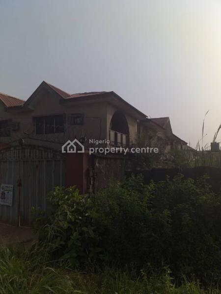 4 No's 3 Bedroom Terrace Duplex, Micheal Ososupe Ago Okota, Okota, Isolo, Lagos, Terraced Duplex for Sale