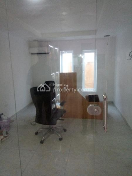 15sqm Fully Serviced Open Plan Shop Space, Off Admiralty Way, Lekki Phase 1, Lekki, Lagos, Shop for Rent