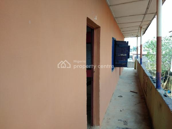 Neat Spacious One Room, Ajilikege, Off Ogunseye Street,, Idimu, Lagos, Self Contained (single Rooms) for Rent