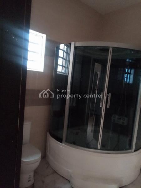 4 Bedroom Semi Detached Duplex with Bq, By Chevron Toll Gate, Lekki, Lagos, House for Sale