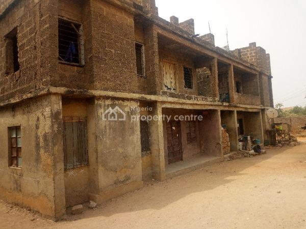 Uncompleted 3 Storey Building, No3 Odo Owa Street Ita Alaamu, Along Ilorin Express Road, Ilorin West, Kwara, Self Contained (single Rooms) for Sale
