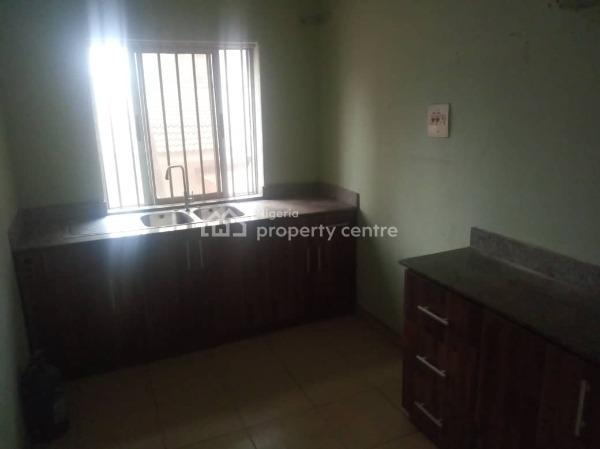 3 Bedroom Flat with Master Bedroom Ensuite Upstairs, Sabo, Yaba, Lagos, Flat for Rent
