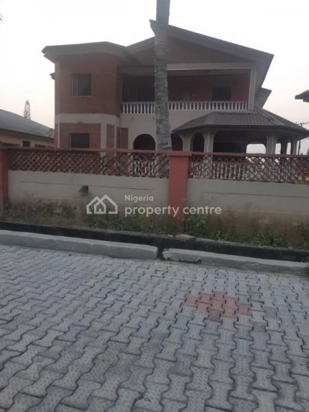 4 Bedroom  Duplex with 2 Rooms Bq., Co-operative Villa Estate, Badore, Ajah, Lagos, Detached Duplex for Rent