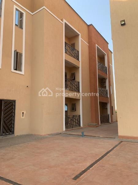 3 Bedroom Terrace Apartment with Two Living Rooms and Boys Quaters, Berger, Life Camp, Jabi, Abuja, House for Sale