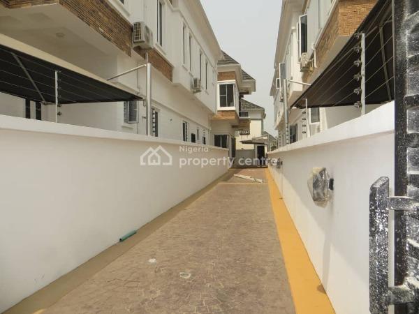 Newly Built 4 Bedroom Detached Duplex with Boys Quarter, Ikota Estate Gra, Ikota, Lekki, Lagos, Detached Duplex for Rent