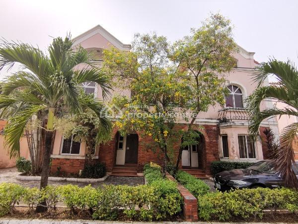 4 Bedroom Semi Detached House, Old Ikoyi, Ikoyi, Lagos, Semi-detached Duplex for Rent