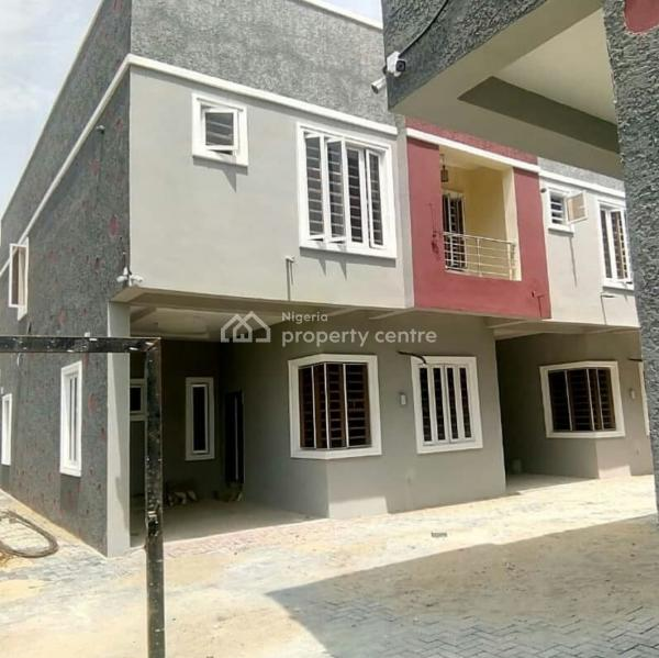 8 Units of  Newly Built 4 Bedroom Terraced Houses, Off Orchid Road, Ikota, Lekki, Lagos, Terraced Duplex for Sale