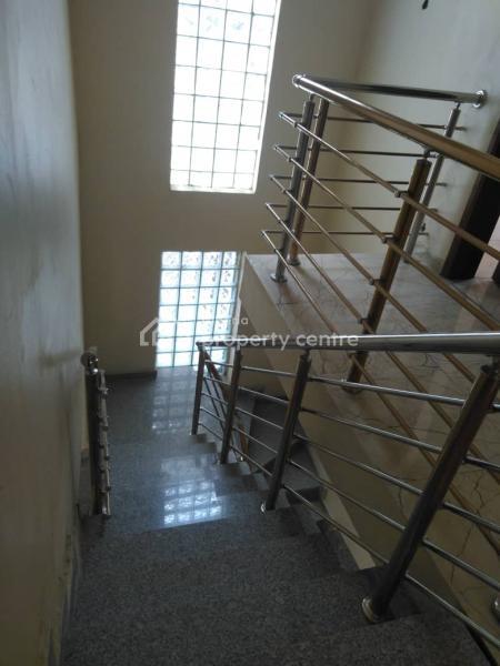 Luxury Service Semi Detached 4 Bedroom Duplex with 2 Living Room, Bera Estate Off Chevron Drive, Lekki Expressway, Lekki, Lagos, Detached Duplex for Sale