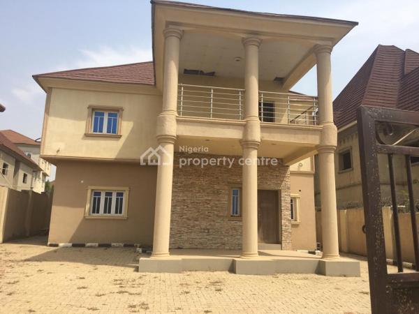 Exquisitely Built 4 Bedroom Detached Duplex with a Maids Room, Gwarinpa, Abuja, Detached Duplex for Sale