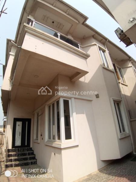 4 Bedroom Semi Detached Duplex, Westend Estates,lekki County Homes,, Ikota, Lekki, Lagos, Semi-detached Duplex for Rent