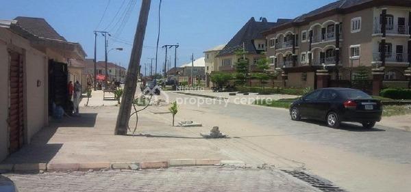 Newly Built Spacious 4 Bedroom Terrace Duplex, Ikota, Lekki, Lagos, Terraced Duplex for Sale