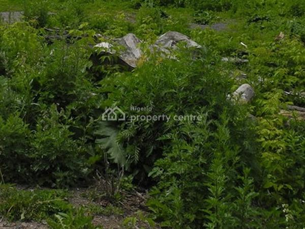 Land Measuring 1,750sqm with Structure, Ebute Metta West, Yaba, Lagos, Residential Land for Sale