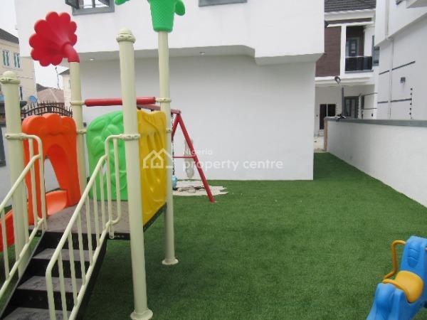 Newly Built Spacious 4 Bedroom Semi Detached Duplex, Ikota, Lekki, Lagos, Semi-detached Duplex for Sale