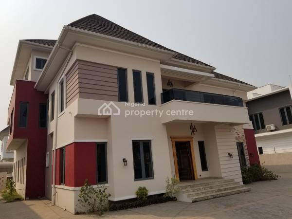 Exquisitely Finished 6 Bedroom Mansion with Swimming Pool, Gym, Cinema, Pinnock Beach Estate. Osapa London, Osapa, Lekki, Lagos, Detached Duplex for Sale