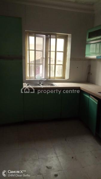 Service 3 Bedrooms Flat, Itedo, Lekki Phase 1, Lekki, Lagos, Flat for Rent