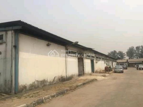 Vacant Industrial Wearhouse on 9548sqm., Ilupeju Industrial, Ilupeju, Lagos, Warehouse for Sale