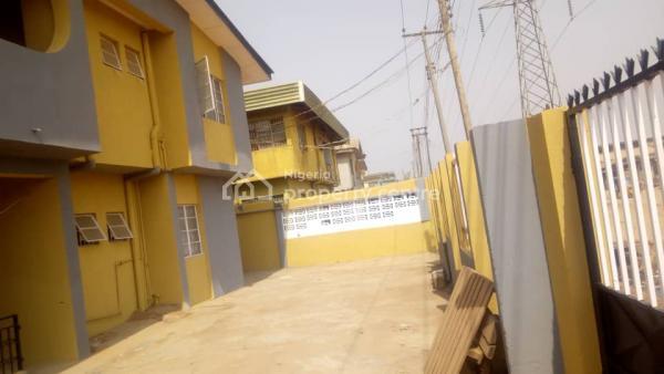 Standard 4 Unit of 3 Bedroom, Ejigbo, Lagos, Block of Flats for Sale
