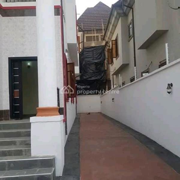 Standard 5 Bedroom Fully Detached with Bq, Phase 2, Cmd Shangisha, Gra, Magodo, Lagos, Detached Duplex for Sale