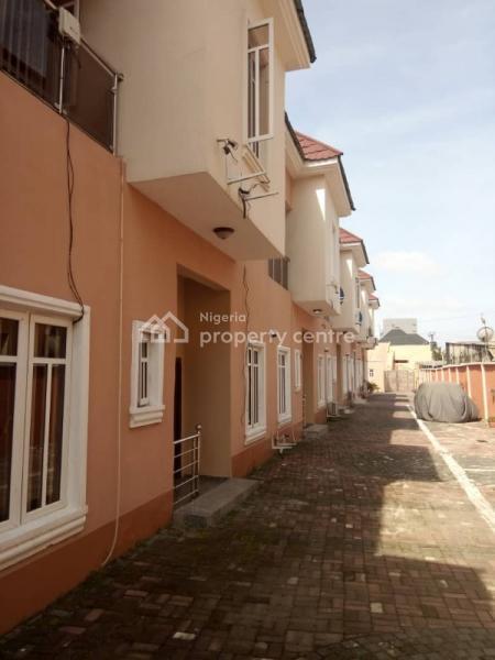 4 Bedroom Terraced Duplex with Bq, Osapa London Lekki Lagos, Osapa, Lekki, Lagos, Terraced Duplex for Rent