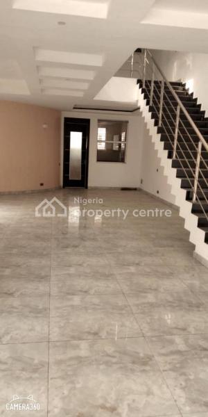 4 Bedroom Terrace Duplex with Bq, Shoprite Close to The Road, Osapa, Lekki, Lagos, Terraced Duplex for Rent