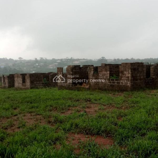3 Bedroom Flat at Lintel Stage on a Full Plot of Land, Isiwu Community, Adamo, Ikorodu, Lagos, Residential Land for Sale