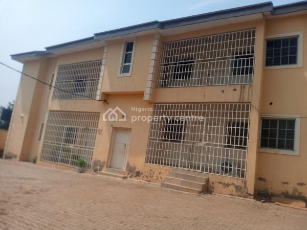 a Yet to Be Renovated 2 Bedroom Flat, Koraf Estate Dawaki, Dawaki, Gwarinpa, Abuja, Mini Flat for Rent
